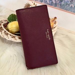 Kate spade LG bifold Cameron wallet